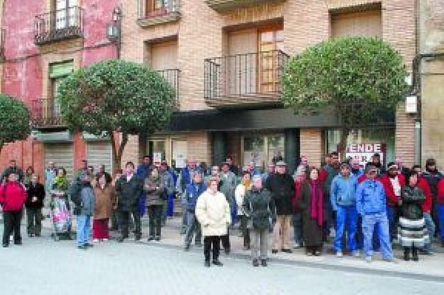 Concentraciones ciudadanas contra el atentado de ETA