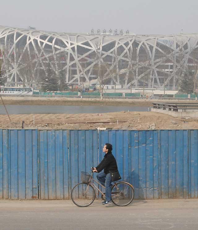 China promete aire limpio para los atletas de los Juegos Olímpicos