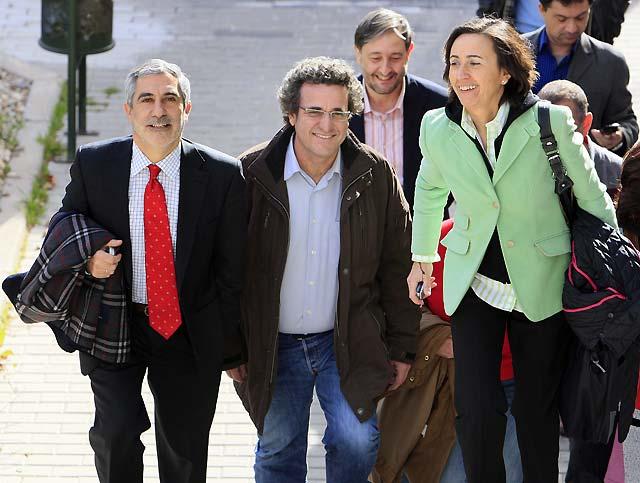 La Comisión Permanente de IU se reúne para analizar el resultado electoral