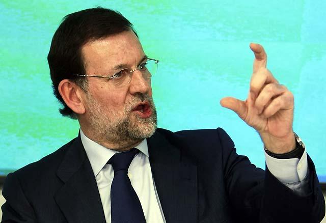 Rajoy se presentará a la reelección en el congreso que el PP celebrará en junio