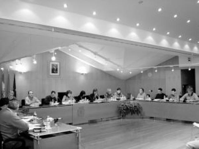 Los presupuestos de Tafalla se aprueban sólo con los votos de UPN