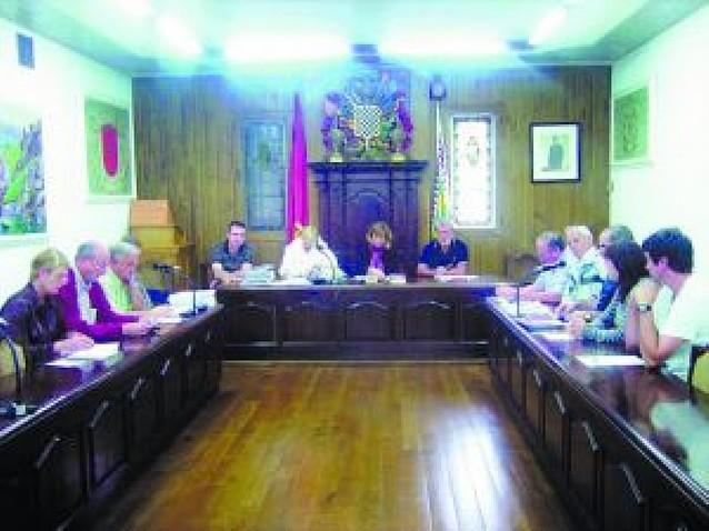 """Anuladas las retribuciones de los ediles de Baztan por """"arbitrarias"""""""