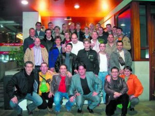 Reunión del Colegio Capuchinos