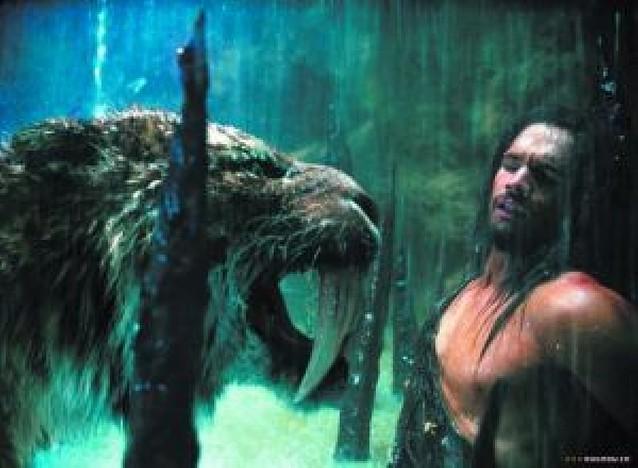 Fantasía prehistórica
