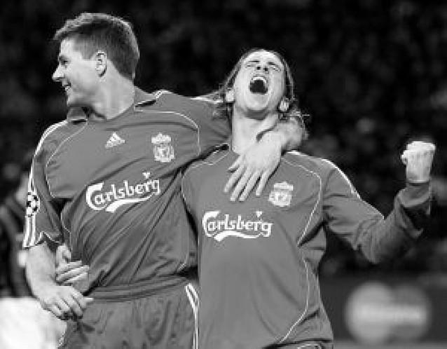El Liverpool cierra los cuartos