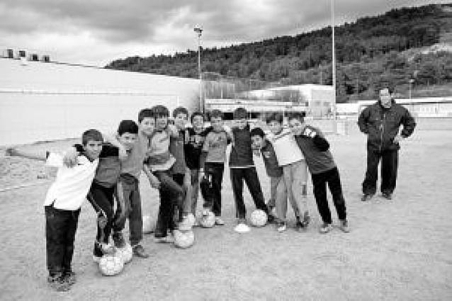 El Ayuntamiento de Estella planea crear una escuela municipal de fútbol