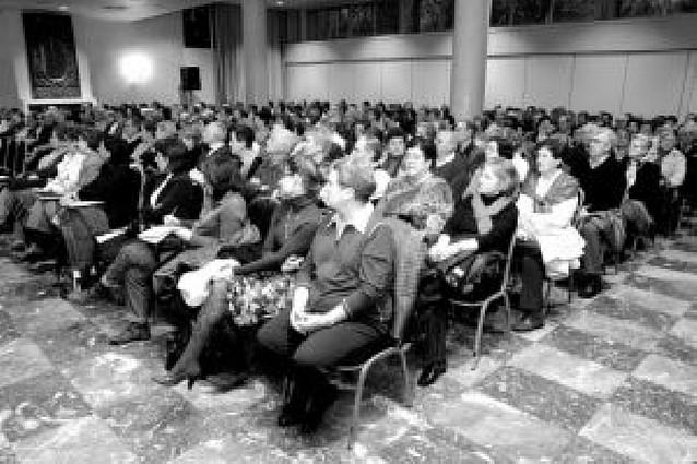 """Emilio Garrido: """"Una sociedad demasiado consumista es más frágil y menos libre"""""""