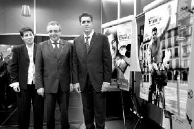 Miguel Induráin se convierte en la imagen de Reyno Gourmet