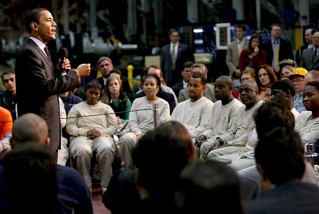 Obama gana en Mississipi y aumenta su ventaja sobre Hillary Clinton