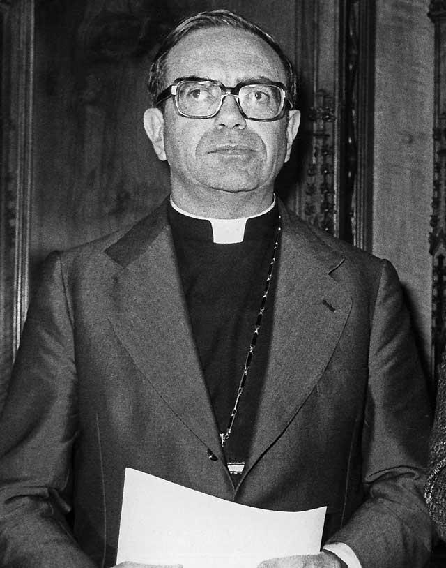 Muere el ex abad de Montserrat Cassià Maria Just