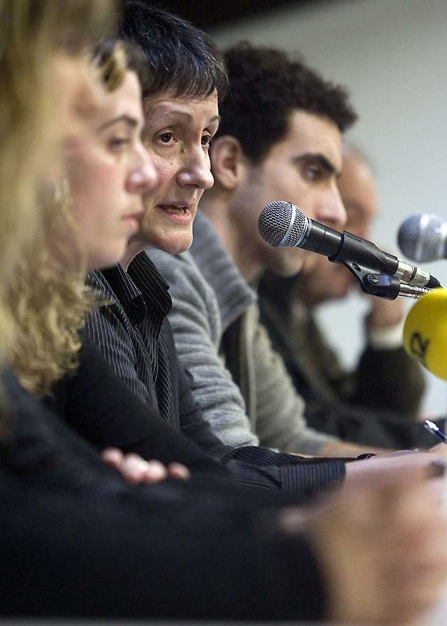 """ANV expresa su """"dolor y tristeza"""" por el asesinato de Carrasco, pero dice que la condena no es la solución"""