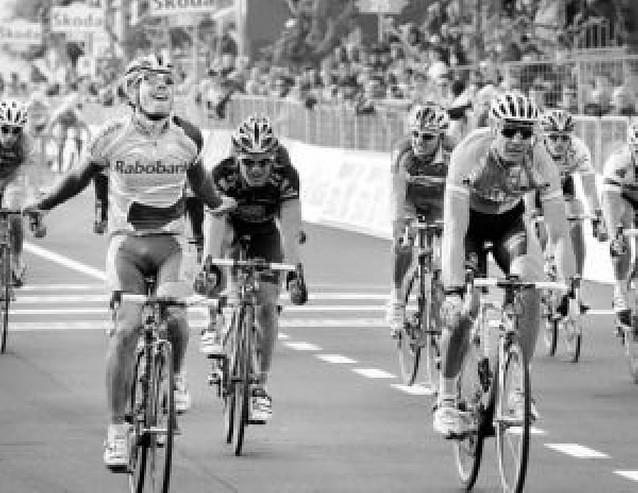 Freire se estrena en la Tirreno