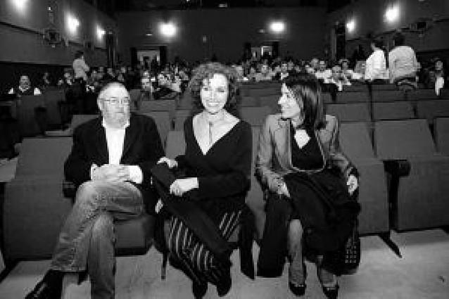 Tudela homenajea a la actriz Ana Belén en la apertura de su XIV Muestra de Cine Español