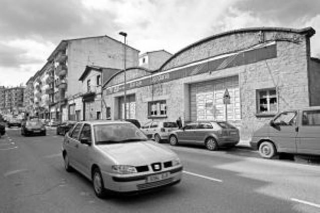Los últimos derribos en la calle Fray Diego de Estella serán inminentes