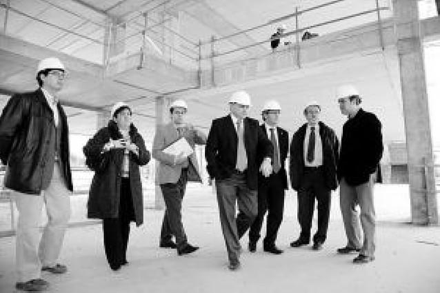 La UPNA iniciará el curso 2008-2009 en Tudela en el aulario de su nuevo campus