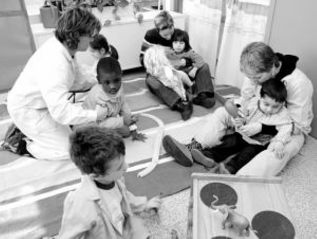 El Cormin pide que los niños discapacitados tengan el mismo profesor de 0 a 6 años