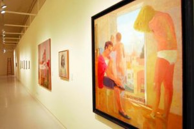 Pintura figurativa del siglo XXI