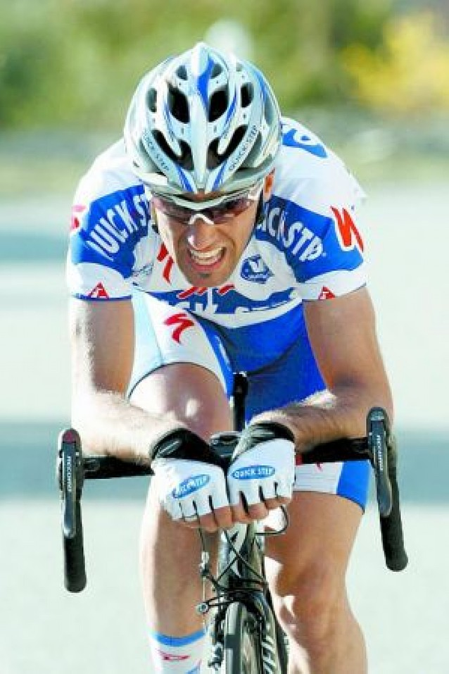 Barredo gana la quinta etapa de la París-Niza