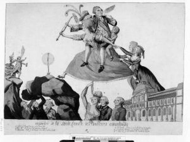 El refinamiento de María Antonieta reina por primera vez en París