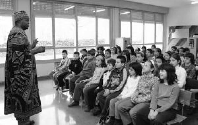 Un programa anima a la lectura a 200 alumnos de Sangüesa