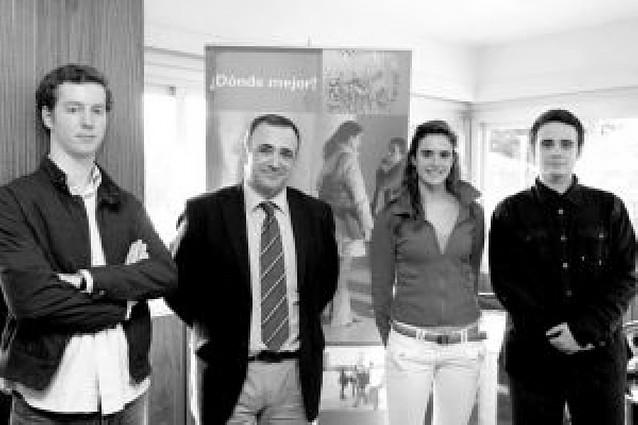 Martínez Salas, Breeze y Urtasun se imponen en la Olimpiada de Biología