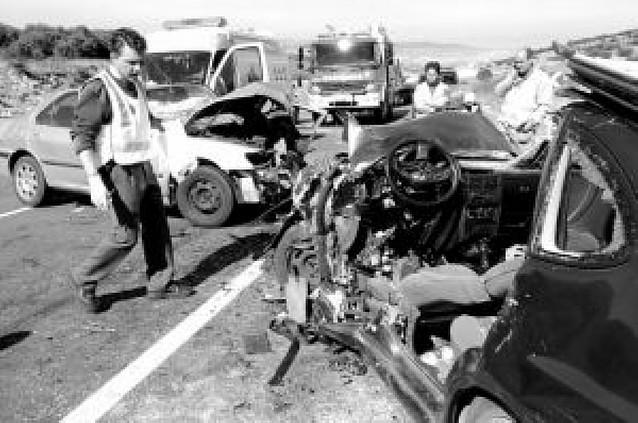 Fallece un vecino de Pamplona en un accidente de tráfico en Soria