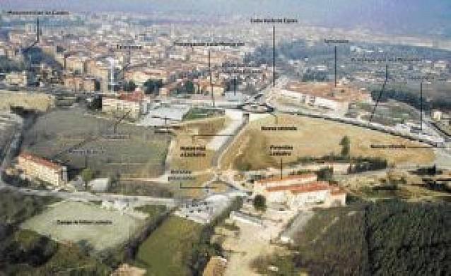 Nuevos accesos a Lezkairu y Mendillorri
