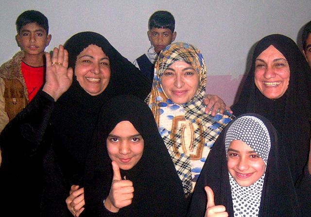 El día a día en el nuevo Irak