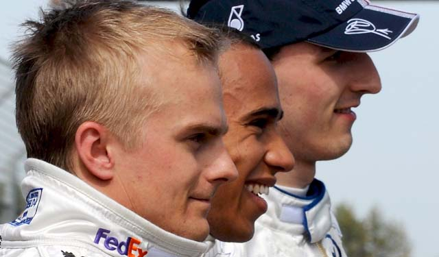 """Hamilton: """"No podía tener mejor inicio"""""""