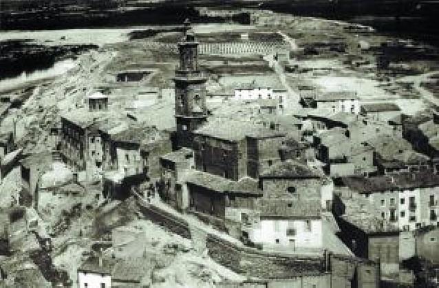 La villa de San Adrián
