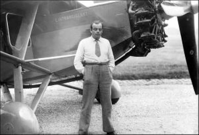 Aparece el piloto que derribó el avión de Saint-Exupéry