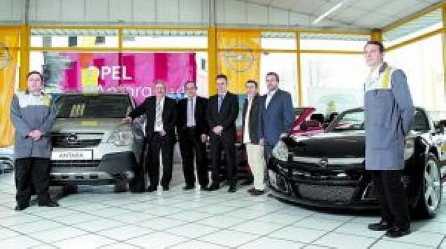 Premio para Opel Asmóvil