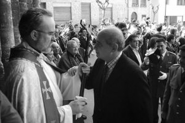 Fitero celebra la festividad de San Raimundo