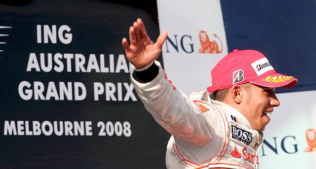 """Alonso fue más """"Magic"""" que nunca en Australia"""