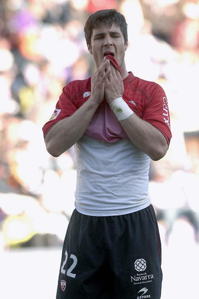 """Osasuna y Valladolid empatan a """"nada"""" (0-0)"""