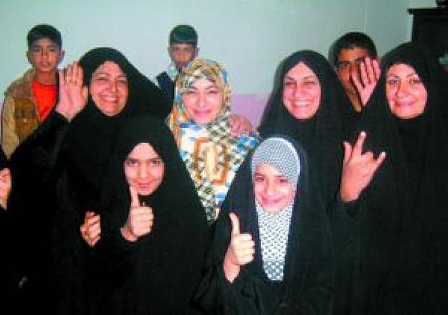 """Confesiones tras la """"hijab"""""""