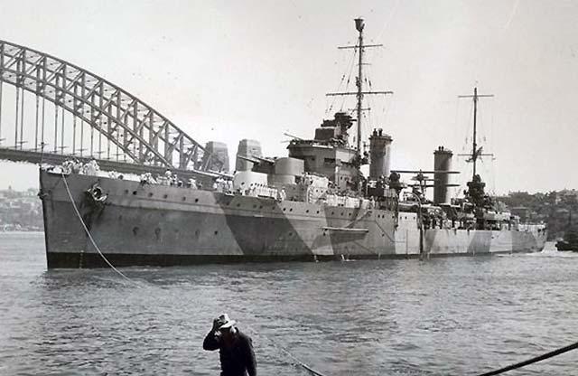 Descubren los restos de un buque australiano hundido durante la II Guerra Mundial