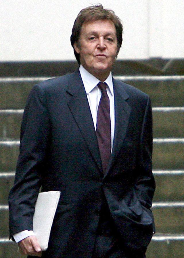 Paul McCartney deberá pagar a su ex esposa casi 31 millones de euros por su divorcio