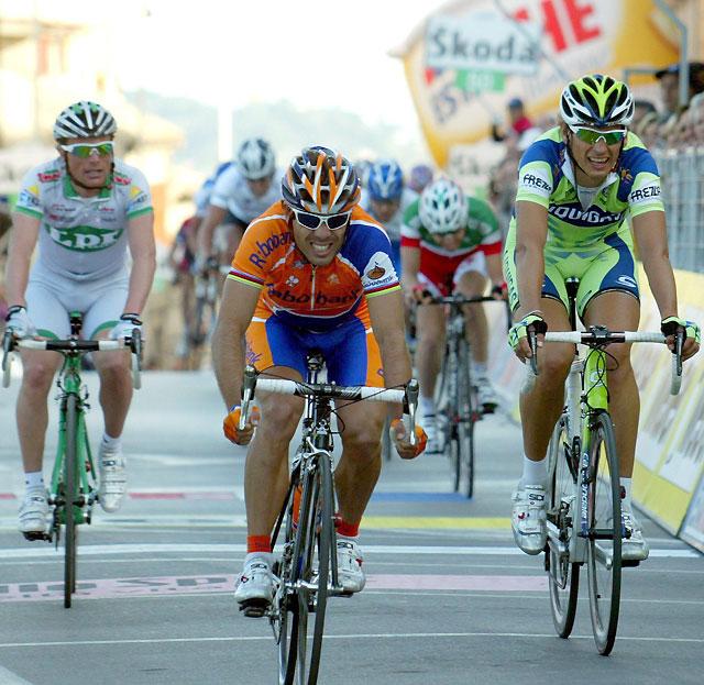 Freire gana al esprint su segunda etapa en la Tirreno-Adriático antes de la Milán-San Remo