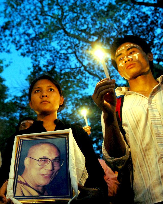 """El presidente del COI, """"muy preocupado"""" por los incidentes en el Tíbet"""