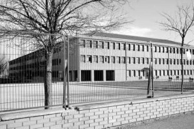 La segunda fase de la ampliación del instituto Valle del Ebro costará 3,4 millones de euros