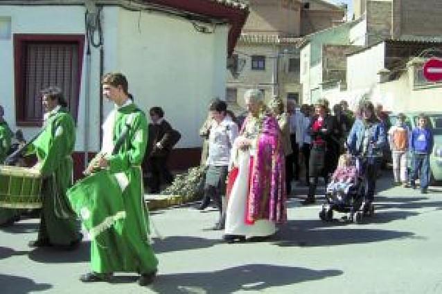 La Ribera celebró el Domingo de Ramos