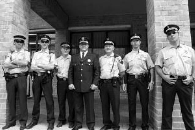 Reclaman más inversión para la Policía Municipal de Barañáin