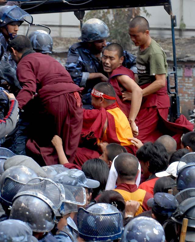 El Gobierno tibetano en el exilio asegura tener confirmados 99 muertos en las protestas