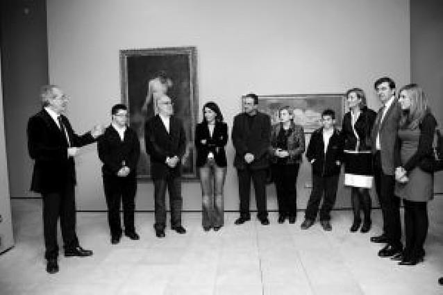 Exposición de Ignacio Pinazo en el Museo Muñoz Sola de Tudela