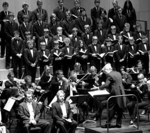El ejemplo de un coro