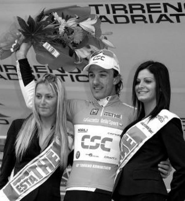 Cancellara celebra su cumpleaños con la Tirreno