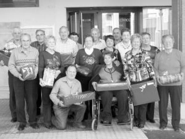 El club de jubilados de Ayegui terminó sus campeonatos de cartas