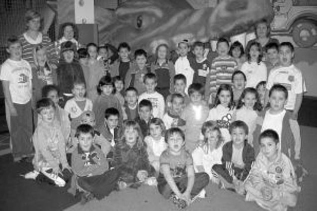 Alumnos del Colegio de Cortes visitan Zaragoza