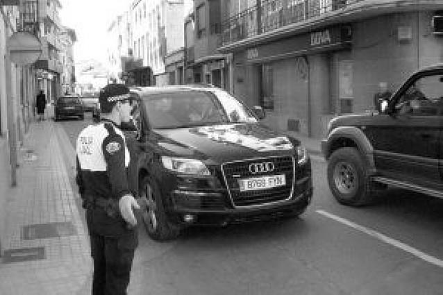 La Policía Local realiza 1.865 actuaciones durante 2007